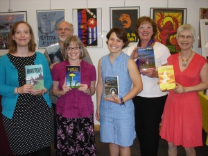 group photo Local Authors